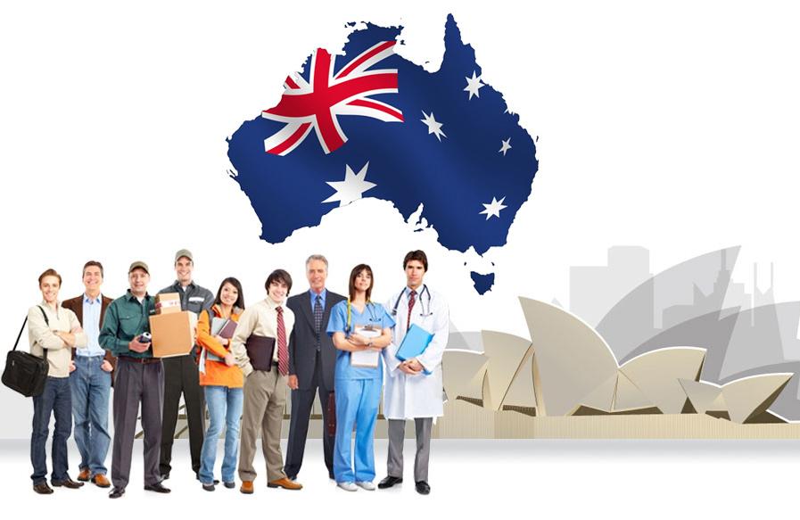مهاجرت کاری استرالیا